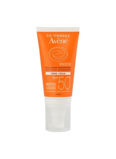 Avene Cream SPF50+ 50 ml Renksiz